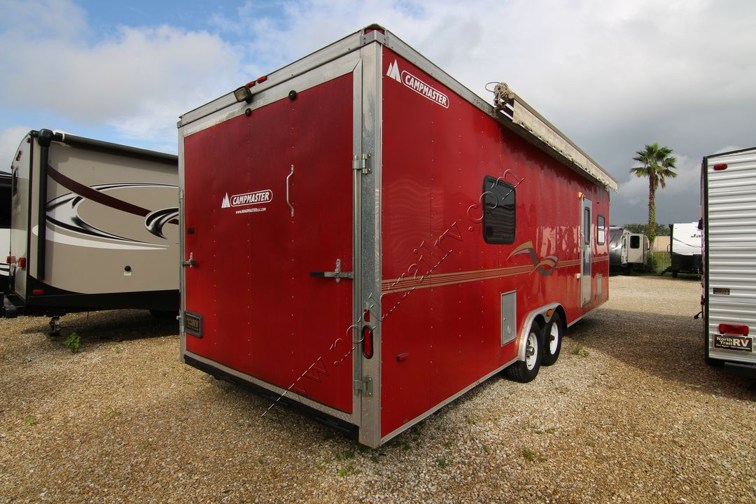 2004 Roadmaster Camp Master 824 12TA3 Travel Trailer