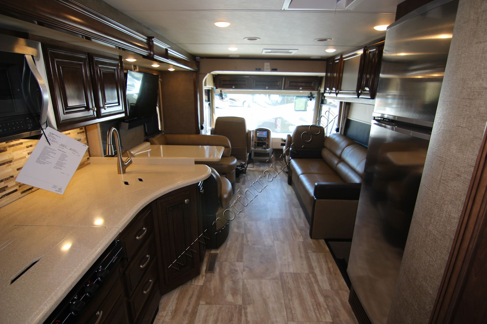 2017 Thor Motor Coach Palazzo 33 3 Class A Diesel