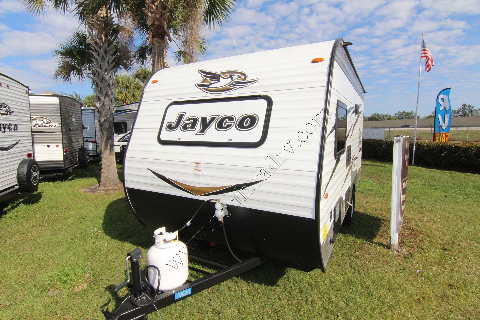 2018 Jayco Jay Flight Slx 154BH Travel Trailer (Stock# 10630)
