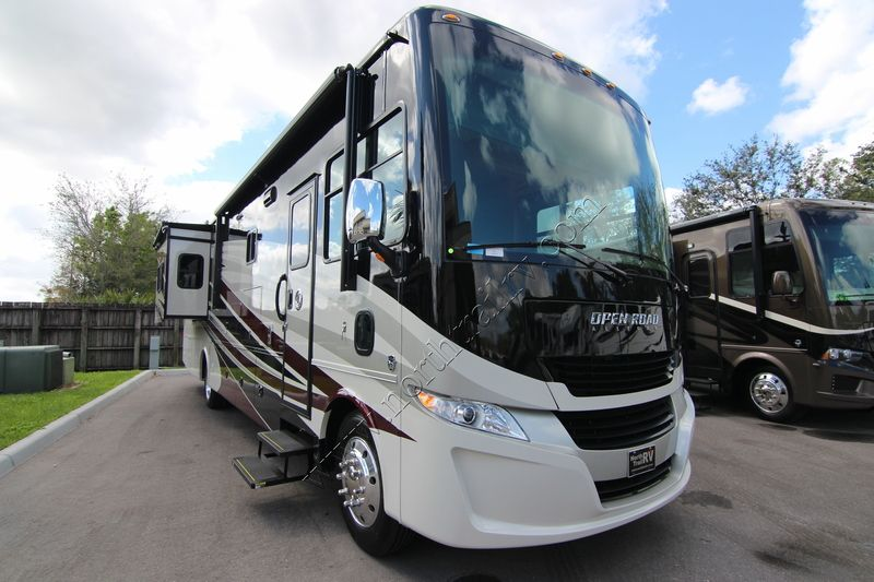 2018 Tiffin Motorhomes Allegro 36UA Class A Gas Motorhome (Stock# 11068)