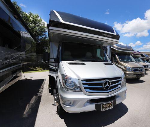 Dynamax Luxury Diesel Motorhomes For Sale In Florida