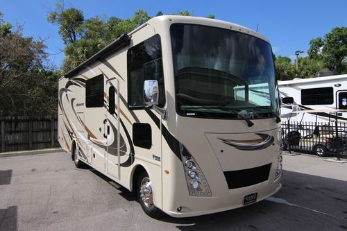 Thor Motorcoach Toyhauler Class A Amp C Motorhomes For Sale