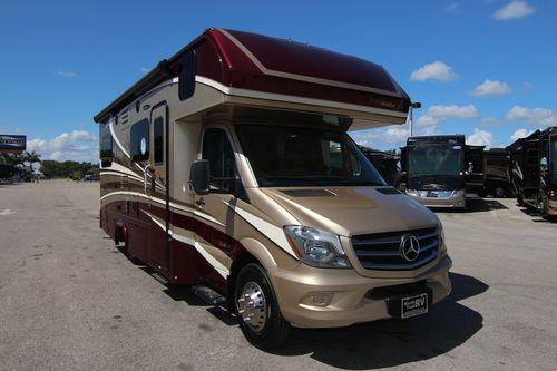 Dynamax Class C luxury diesel motorhomes  New & used RVs
