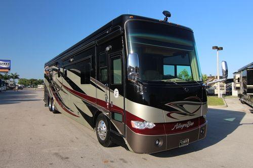 Tiffin Allegro Bus luxury diesel pusher motorhomes