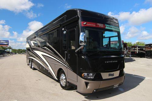 Newmar Ventana luxury motorhomes  Florida RV dealer